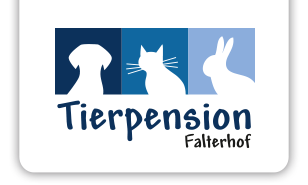 Die Tierpension Falterhof Logo