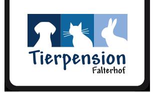 Die Tierpension Falterhof Logo